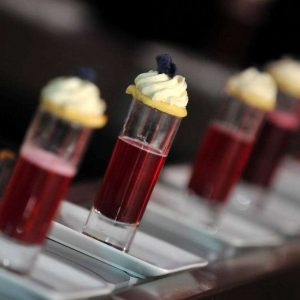 Blinis, Bellinis and Espresso Martinis at The Tower of London