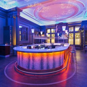 Andaz Launches Catch Champagne Bar & Lounge