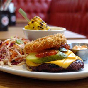 Get Naked at Gourmet Burger Kitchen