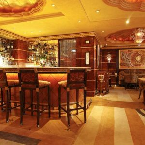 Cocktails at The Rivoli Bar