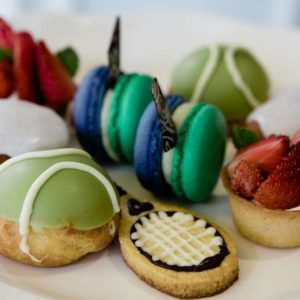 Wimbledon Afternoon Tea at The Ampersand