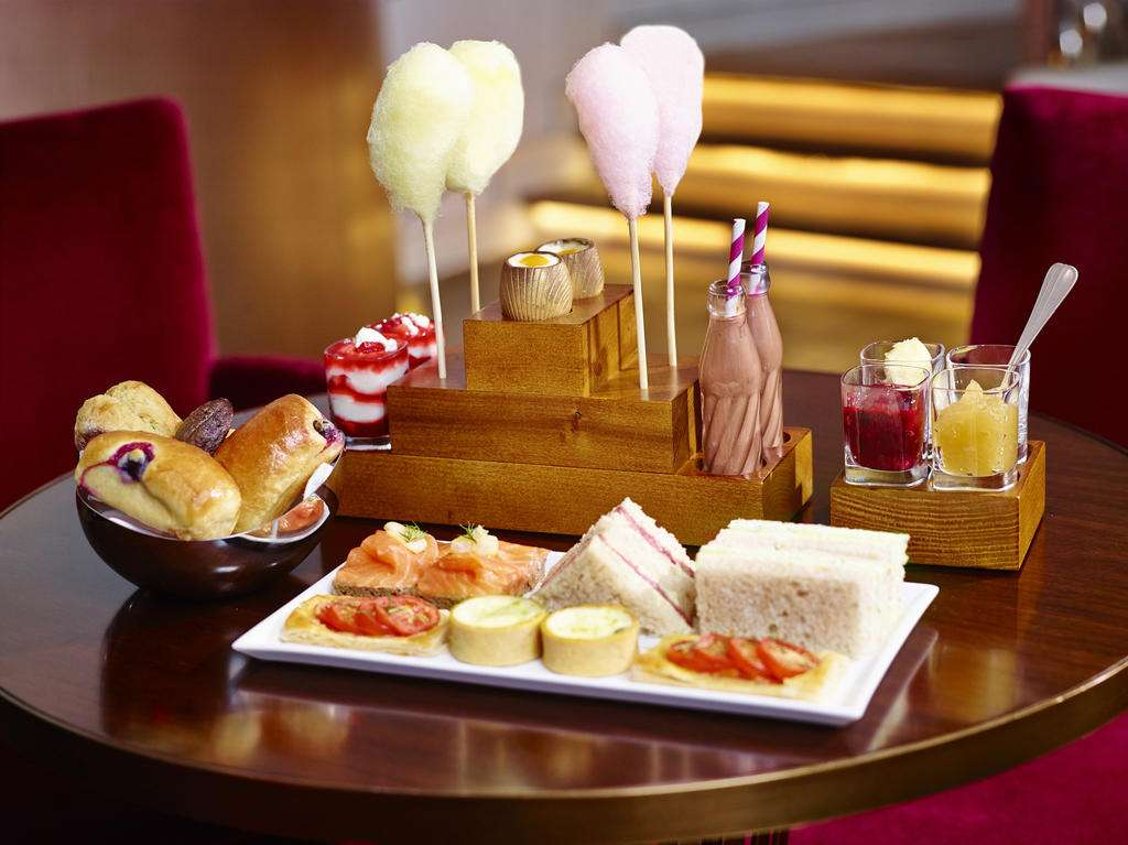 Charlie and the Chocolate Factory Afternoon Tea at One Aldwych