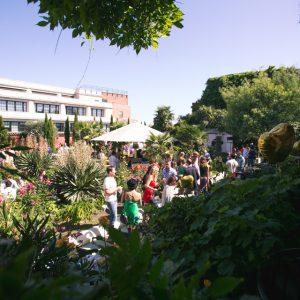 Love Brunch at Kensington Roof Gardens