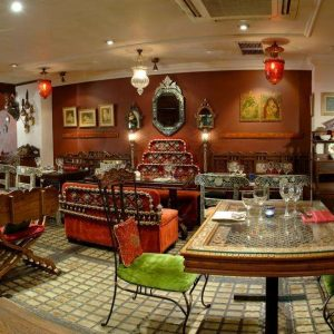 A Thieves Market of Flavours in Mayfair