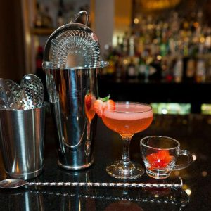 Cocktail Masterclass at Mansion Bar and Parlour