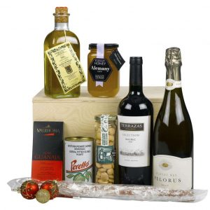 New Street Wine Shop Luxury Christmas Hampers