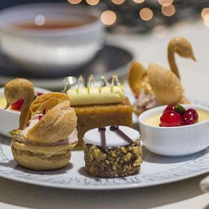 12 Days of Christmas Afternoon Tea at the InterContinental Park Lane