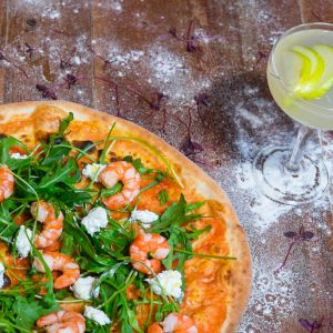 B – Soho Skinny Pizzas
