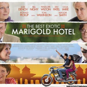 The Best Exotic Marigold Hotel Sequel