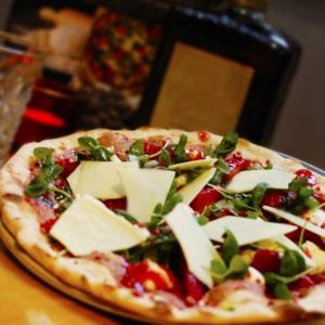 Mayfair Pizza Co. Sweet Pizza Review