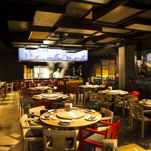 Ping Pong Westfields: Review