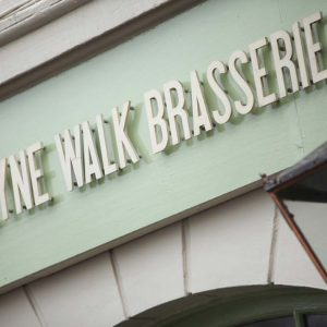Cheyne Walk Brasserie: Review