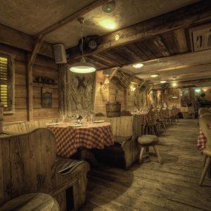 Bodo's Schloss Summer Restaurant