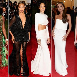 Celebrities Attend the Met Gala