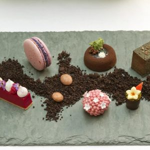 Edible Garden Afternoon Tea