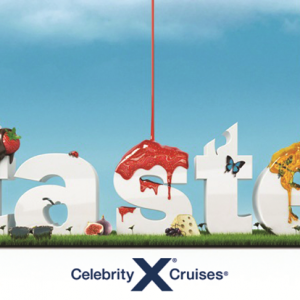 Celebrity Cruise at Taste of London