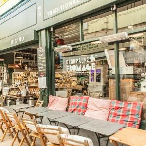 Champagne + Fromage Opens in Brixton