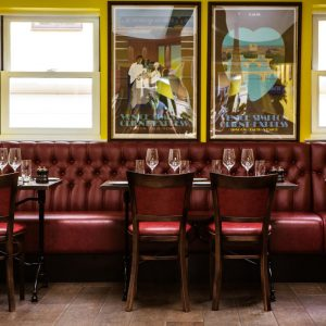 Brasserie Gustave: Review