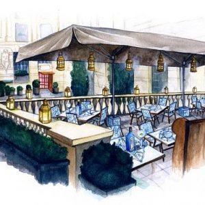 Bombay Sapphire Ultimate Gin & Tonic Terrace