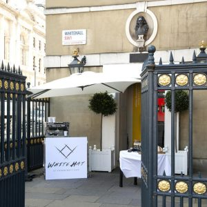 White Hat Bakery Pop Up at Banqueting House