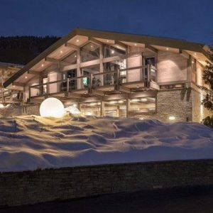 The World's Most Luxurious Chalet Opens