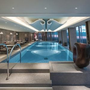 Skypool Opens in The Shard