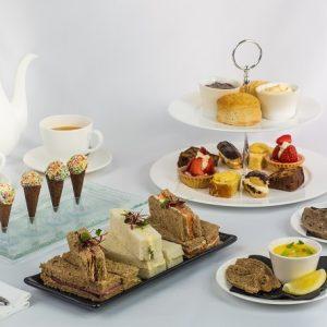 Boyds Brasserie Afternoon Tea