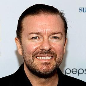Ricky Gervais's management