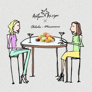 Ohlala Macarons's Tea Room Pops Up