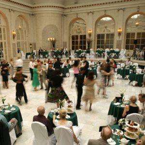 Tango Evenings and tea at Waldorf Hilton