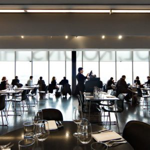 Restaurant at Tate Modern Review