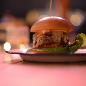 Meantime Mondays: Burgers and Beer