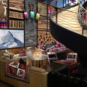 Soho Ski and Rum Chalet
