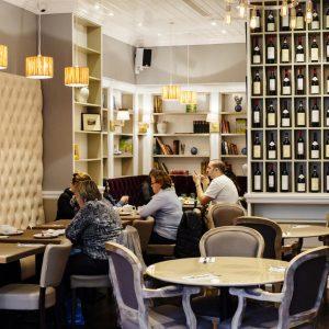 L'eto Launches Brompton Road Venue