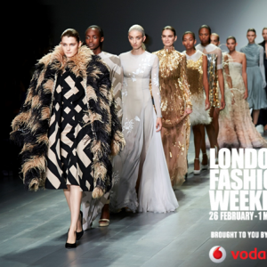 Vodafone London Fashion Weekend: Fashion's Biggest Pop-up