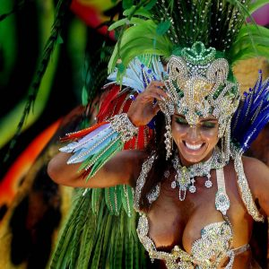 Rio Carnival hits Covent Garden