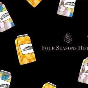 The Four Seasons opens a sweet shop