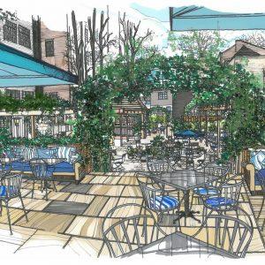 The Ivy Chelsea Garden To Open