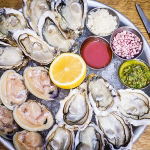 East London's First Raw Bar
