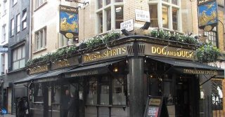The Dog and Duck, Soho