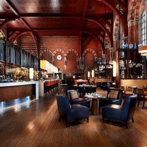 The Next Big Thing at St Pancras Renaissance Hotel
