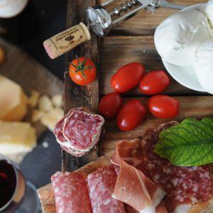 Fresh Italian food straight to your door