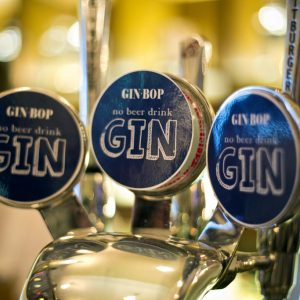 Rivington Grill's Gin Bop