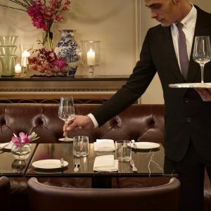 Create Your Own Menu at Cafe Royal