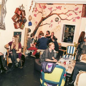 The Little Yellow Door launches a supperclub
