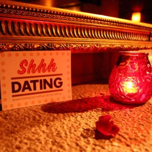 Silent Speed Dating at The Jam Tree
