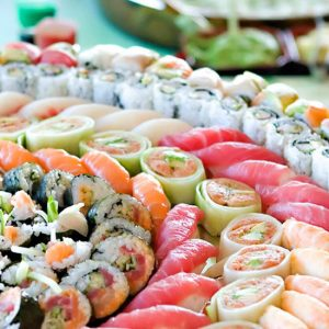 5 Great Places For Sushi