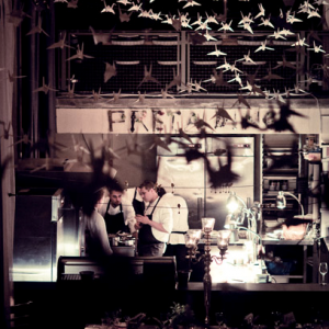Pret a Diner at Café Royal