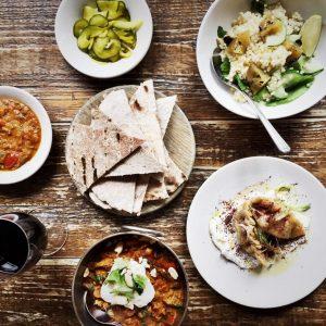Caravan Hosts Fundraising Feast for Nepal