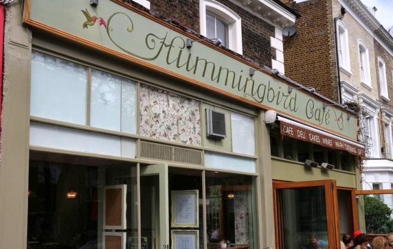 HummingBirdCafe